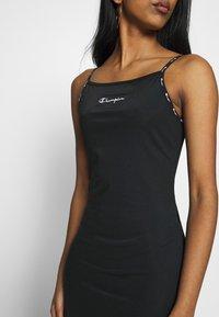 Champion Reverse Weave - DRESS - Denní šaty - black - 6