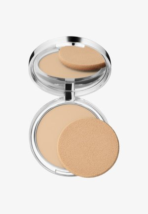 SUPERPOWDER DOUBLE FACE POWDER - Puder - 02 matte beige