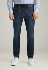 Baldessarini - Slim fit jeans - blue buffies - 0