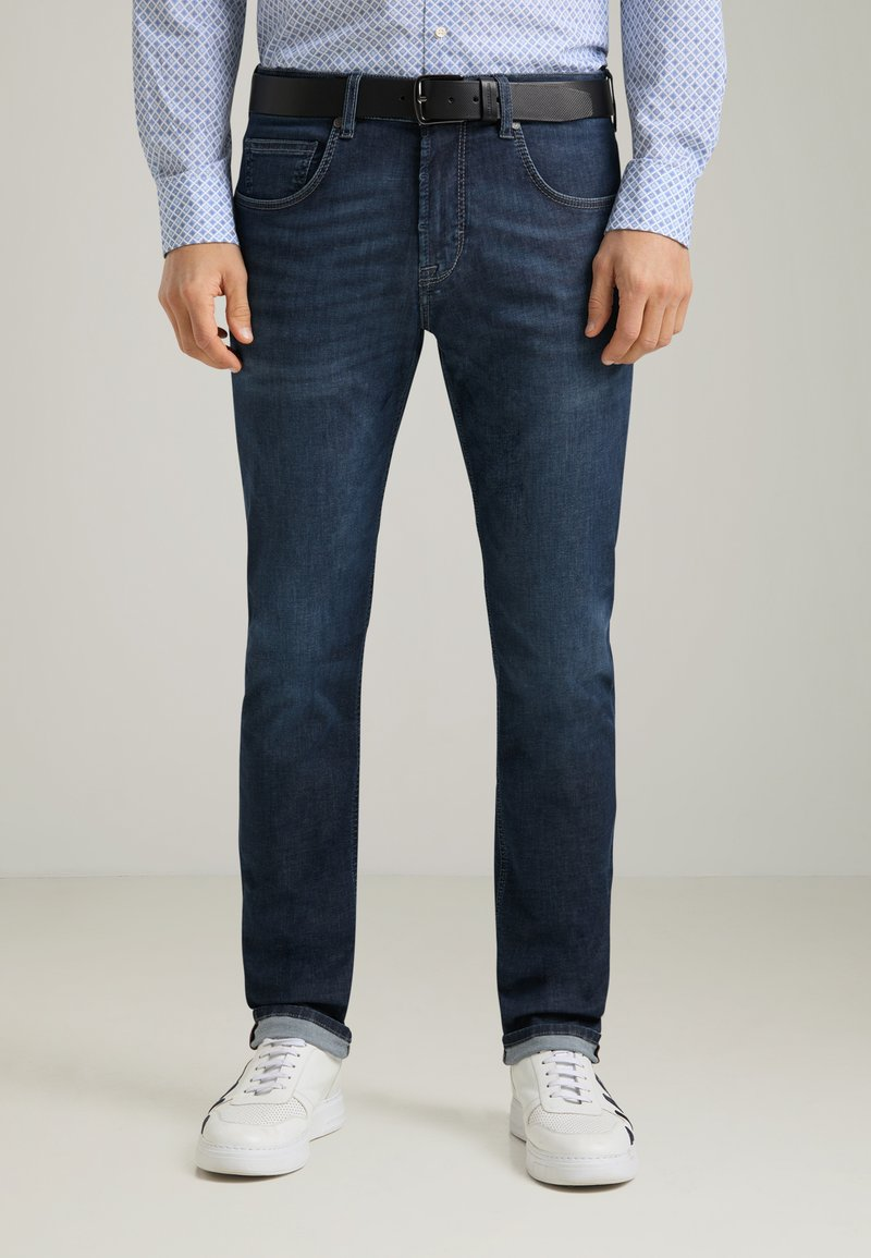 Baldessarini - Slim fit jeans - blue buffies