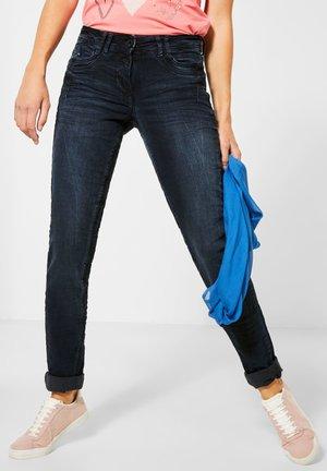 MIT DEKO - Slim fit jeans - blau