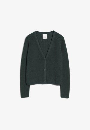 ADRIAANE - Vest - vintage green