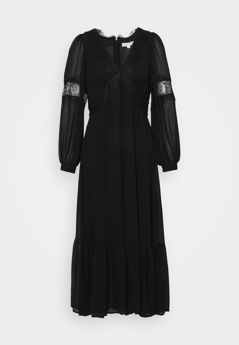 MICHAEL Michael Kors - TIRM DRESS - Day dress - black