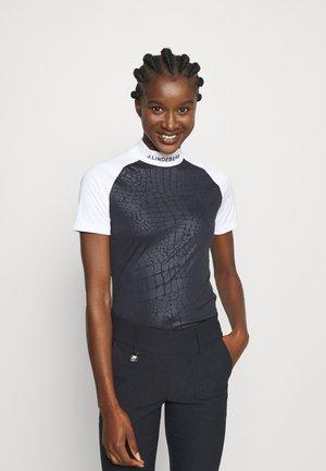 ZELDA GOLF - T-shirt imprimé - navy