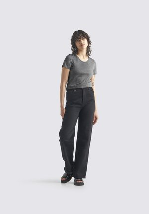 T-shirt basic - gritstone hthr