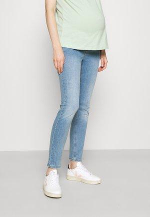 PANTS - Jeansy Skinny Fit - medium wash