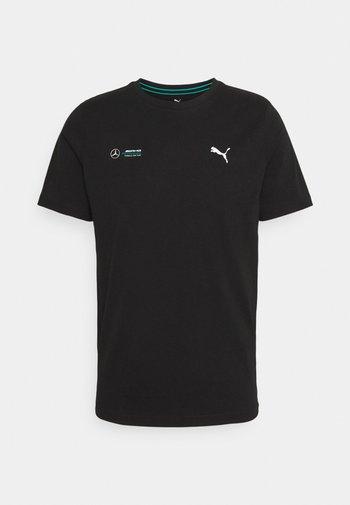 ESSENTIAL TEE - Print T-shirt - black
