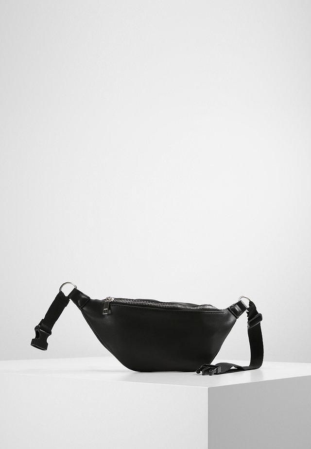 Vyölaukku - black