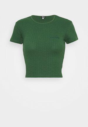 BABY TEE - T-paita - dark green