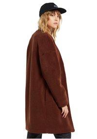 Volcom - Classic coat - brick - 1