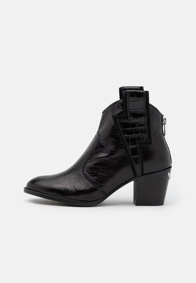 FLASH - Ankle boots - noir