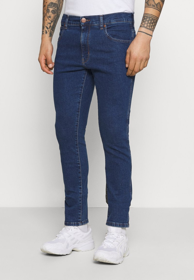 Wrangler - LARSTON - Jeans slim fit - indigo rules