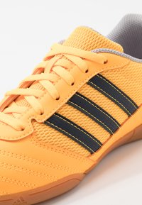 adidas Performance - SUPER SALA - Indoor football boots - solar gold/collegiate navy/glow grey - 2