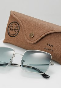 Ray-Ban - SQUARE - Zonnebril - silver-coloured - 2