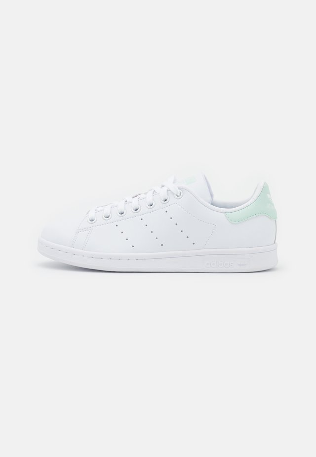 STAN SMITH  - Baskets basses - footwear white/dash green/core black