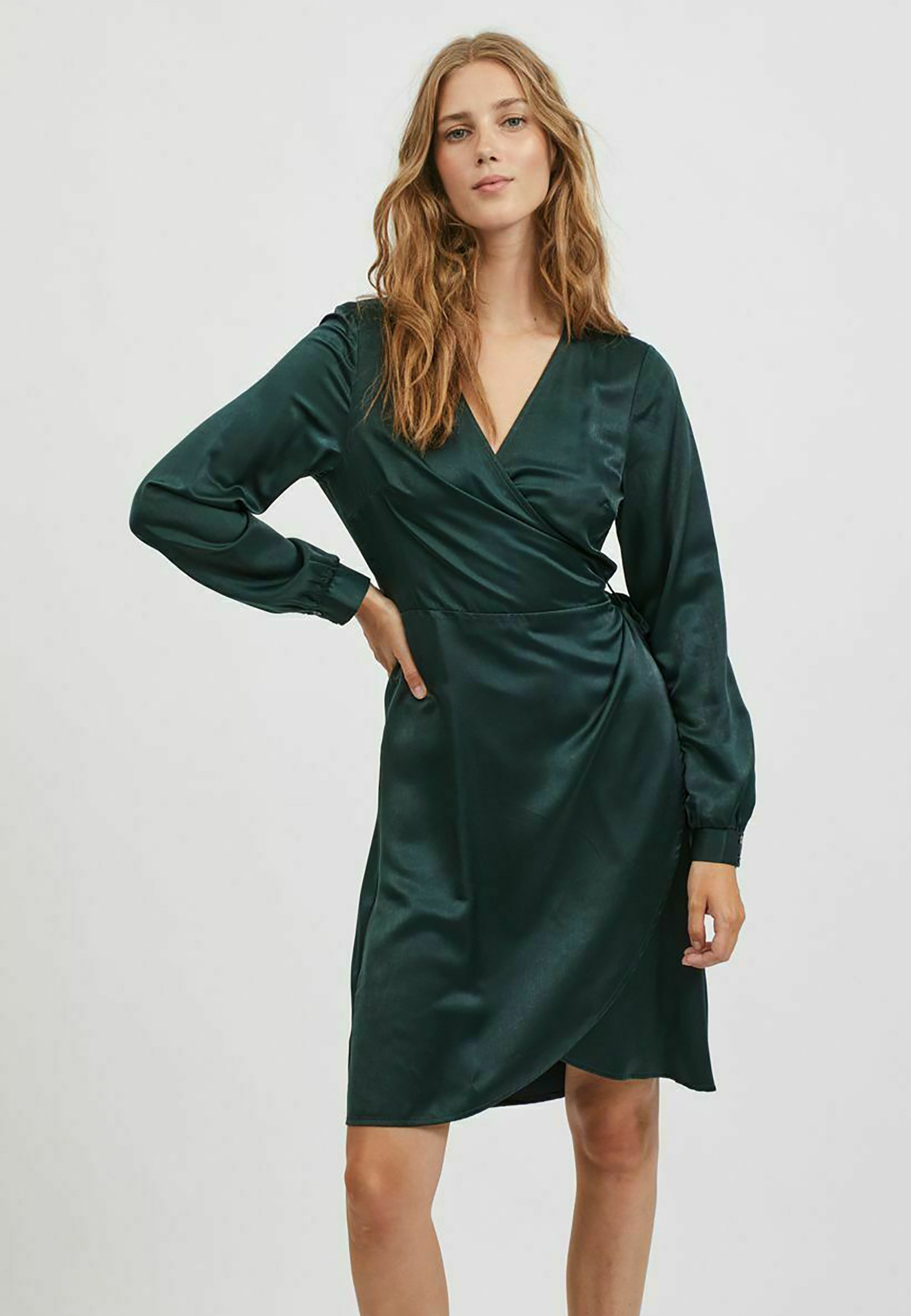 Femme WICKEL LANGÄRMELIG - Robe de soirée