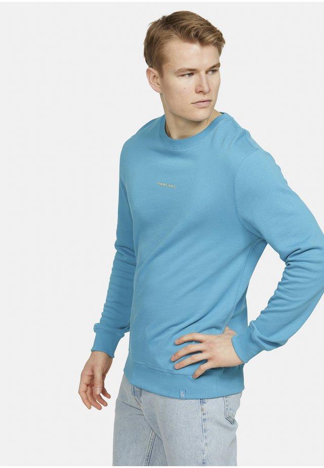 MARIAN - Sweatshirt - bleu turquoise