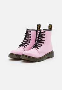 Dr. Martens - 1460 - Lace-up ankle boots - pale pink - 1