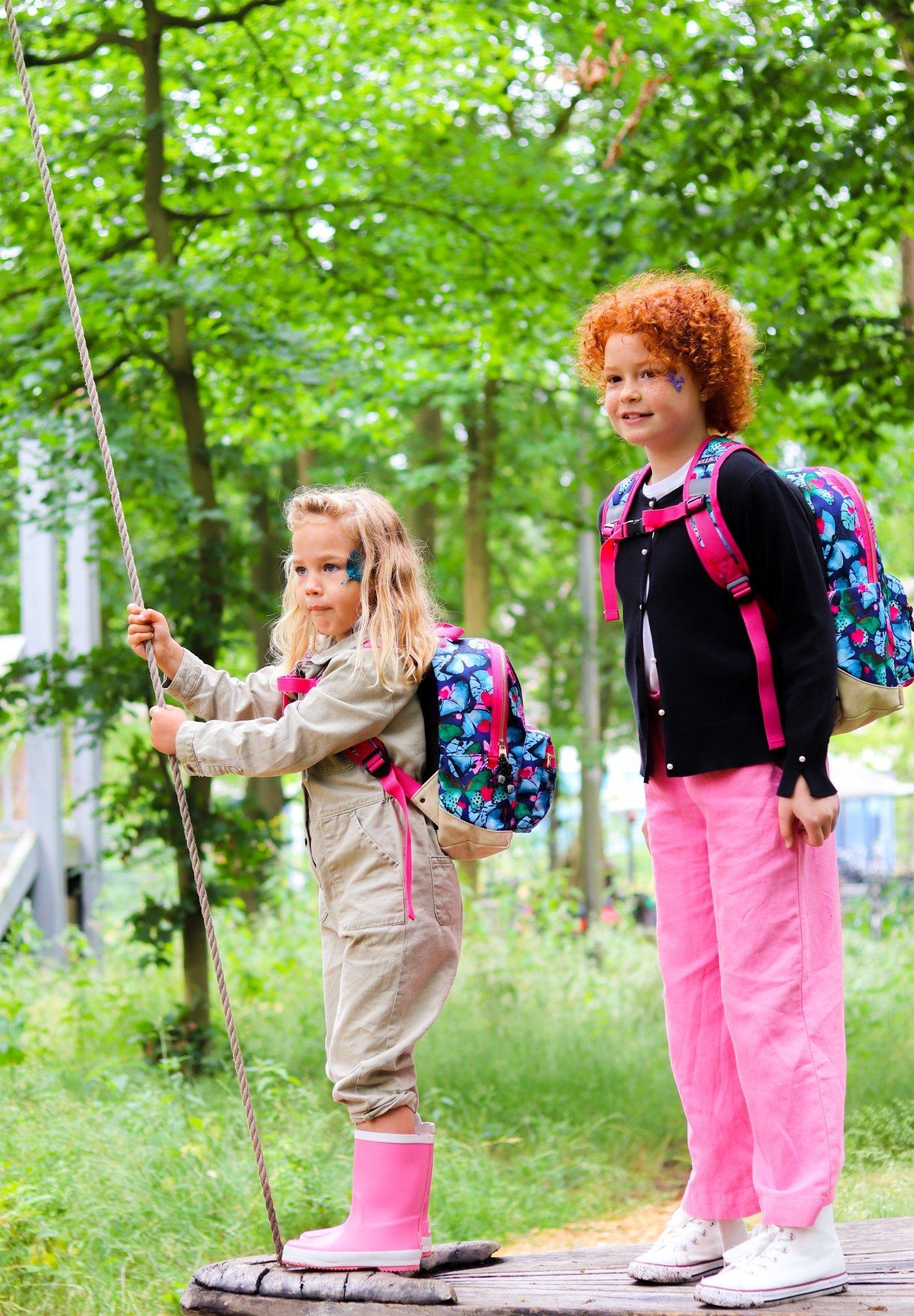 Enfant BEAUTIFUL BUTTERFLY - Cartable d'école