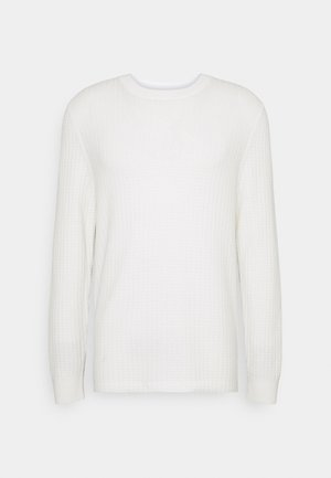 M. CLIVE SWEATER - Trui - white chal