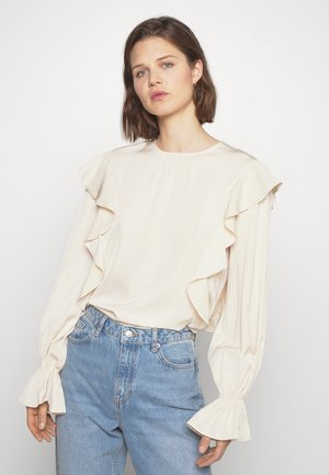 BLOUSE BETTY - Bluser - parchment