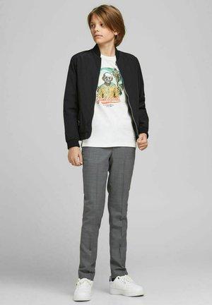 T-shirt con stampa - cloud dancer
