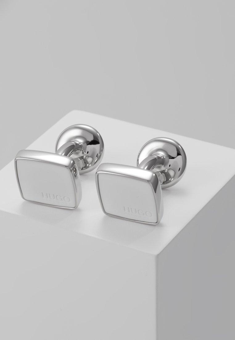 HUGO - Cufflinks - white