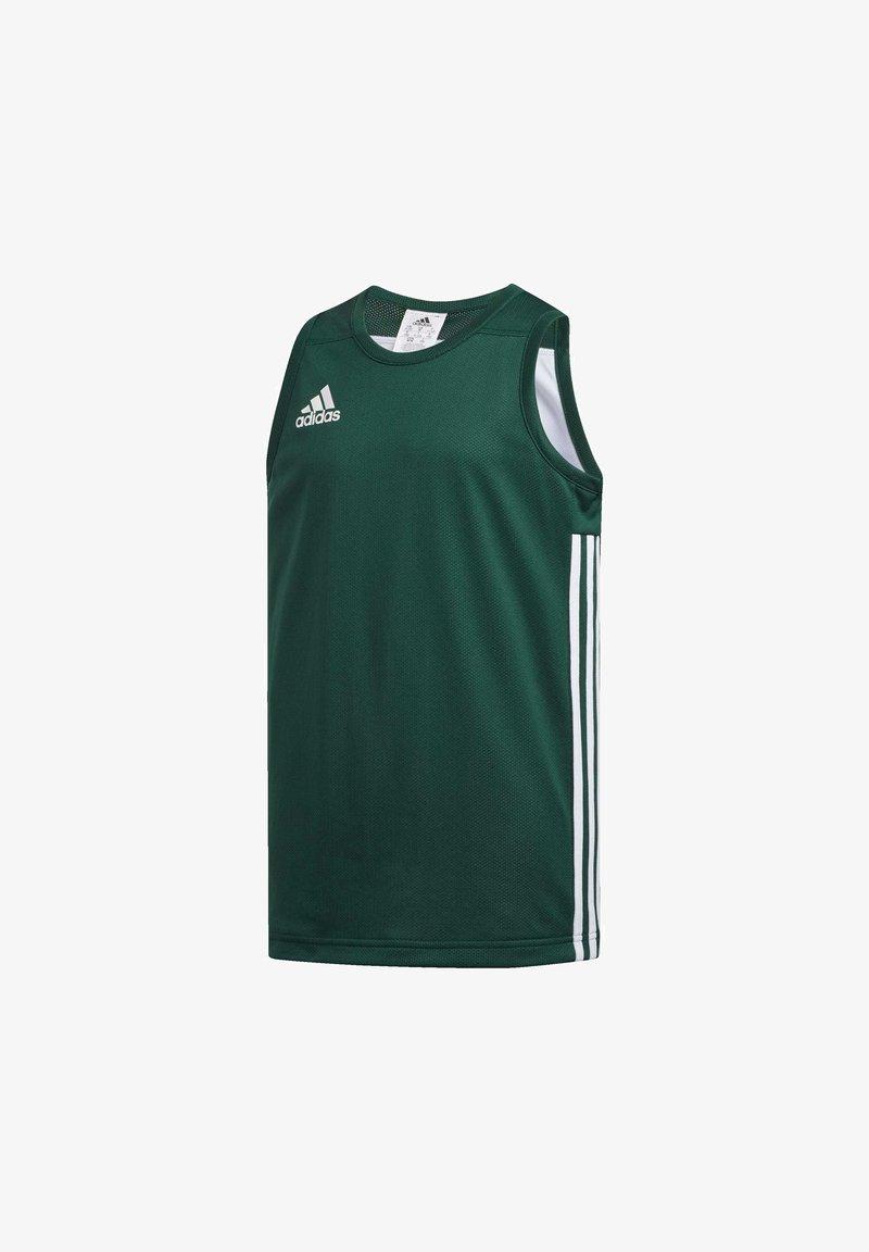 adidas Performance - SPEED REVERSIBLE JERSEY - Sportshirt - green