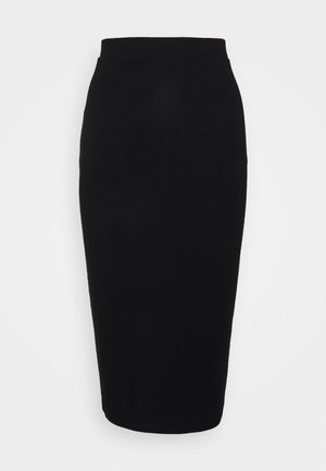 TALL TUBE SKIRT - Pencil skirt - black