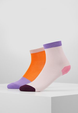 GRACE ANKLE LIZA ANKLE 2 PACK - Socks - multi