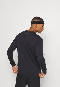 Under Armour - SPORTSTYLE LOGO - T-shirt de sport - black - 2