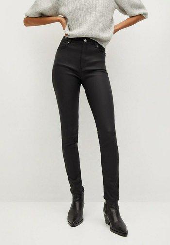 NOA - Jeans Skinny Fit - zwart