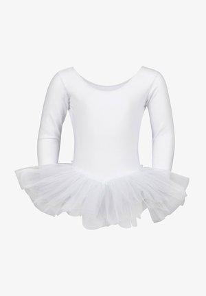 BALLETT TUTU ALEA LANGARM - Day dress - weiß