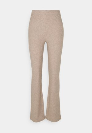 CHILL DAY PANTS - Trousers - nougat