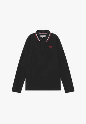 ORAK - Polo shirt - black