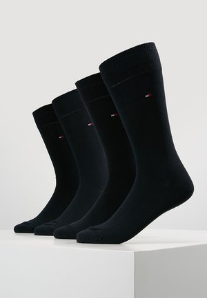 MEN SOCK CLASSIC 4 PACK - Skarpety - dark navy