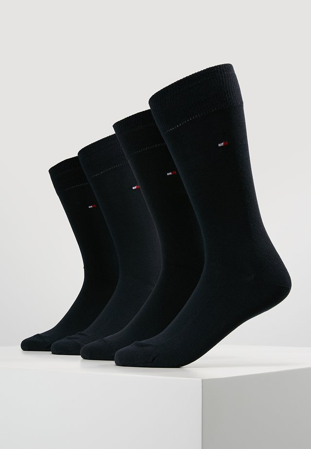MEN SOCK CLASSIC 4 PACK - Sokker - dark navy