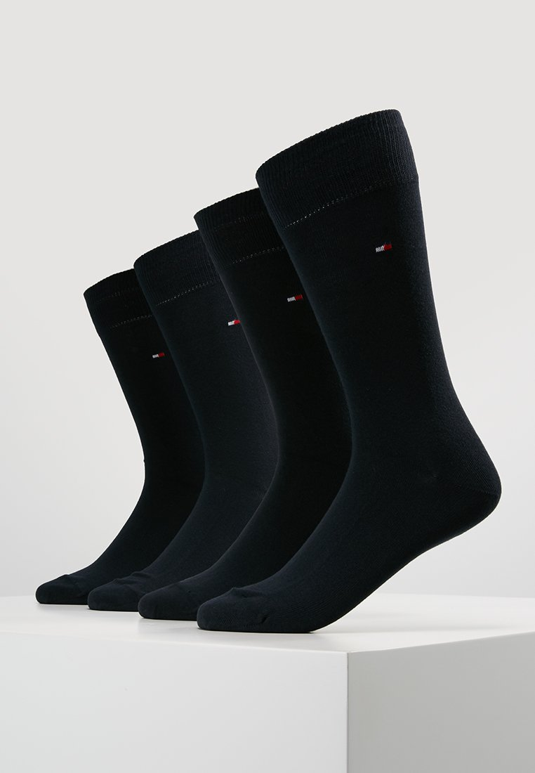 Tommy Hilfiger - MEN SOCK CLASSIC 4 PACK - Sokken - dark navy