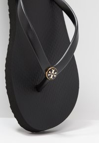 Tory Burch - THIN - Pool shoes - black - 2