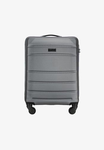 GLOBE LINE - Wheeled suitcase - grau