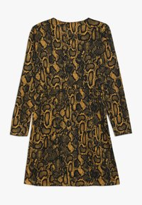 Kids ONLY - KONKIKI ELCOS DRESS  - Jumper dress - golden yellow - 1