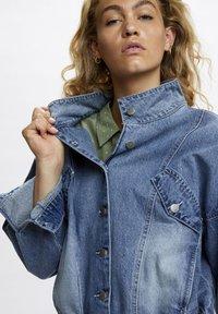 Denim Hunter - Denim jacket - light blue retro wash - 3