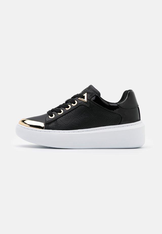BRANDYN - Sneakers laag - black