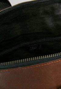 Still Nordic - CLEAN BAG - Weekend bag - brown - 4