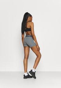 Nike Performance - 365 SHORT - Punčochy - smoke grey heather/black - 2