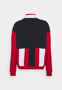 Karl Kani - SIGNATURE BLOCK TROYER UNISEX - Sweatshirt - red - 7