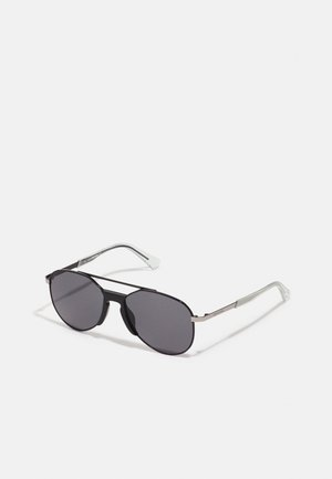 Sunglasses - shiny black/ smoke