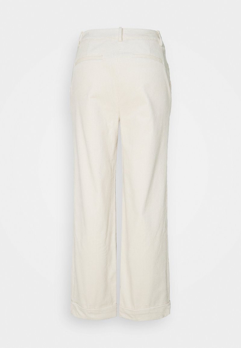 someday. CELLI - Stoffhose - cloudy cream/offwhite vy1VZt