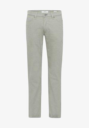 STYLE CADIZ SQ - Trousers - mint