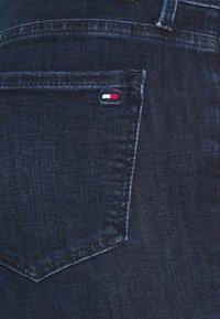 Tommy Hilfiger - COMO  - Jeans Skinny Fit - dark-blue denim - 4